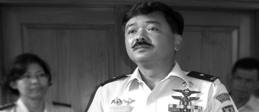 Jokowi's TNI Commander Nominee