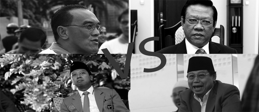 2015 Political Outlook: Ongoing Conflict in PPP and Golkar