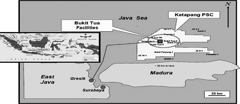 Ketapang Block: Petronas-to-PGN & Madura Governments