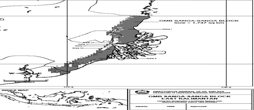 The Oil and Gas Blocks about to Expire (IV): Sanga-Sanga