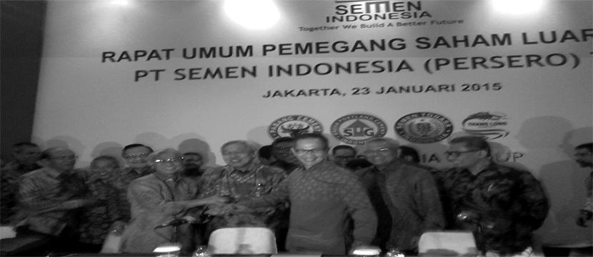 Semen Indonesia's New Board