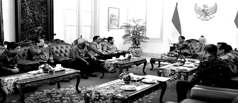 Jokowi, DPR and the New Police Chief: Decisive Days