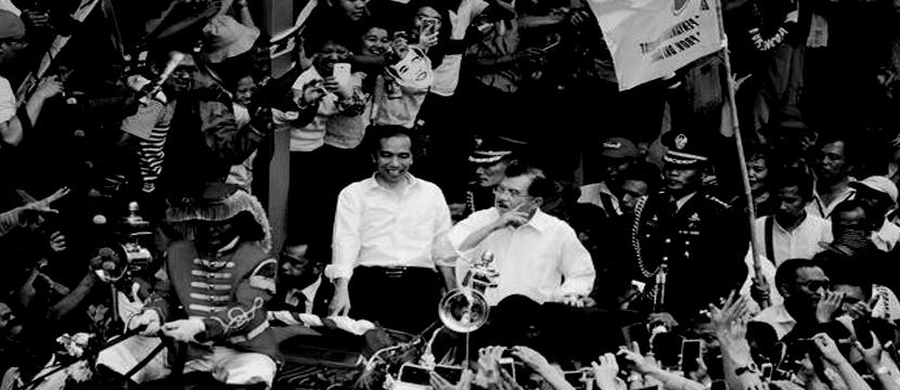 From Jokowi-Kalla to Jokowi vs Kalla