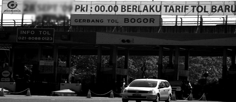 Steady Progress in Trans-Java Toll Road
