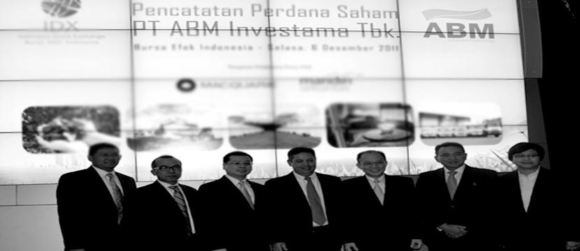 ABM Investama & Syailendra's Headaches