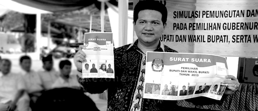 Simultaneous Gubernatorial Elections: North Sulawesi