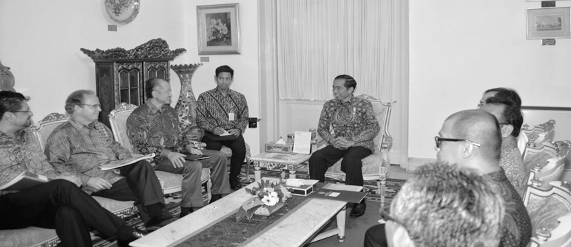 China Funds & Jokowi's Infrastructure Projects