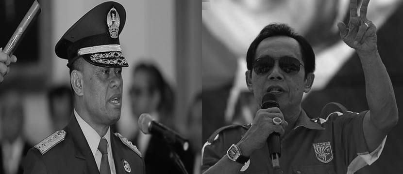 The Army & Jokowi's Consolidation of Power