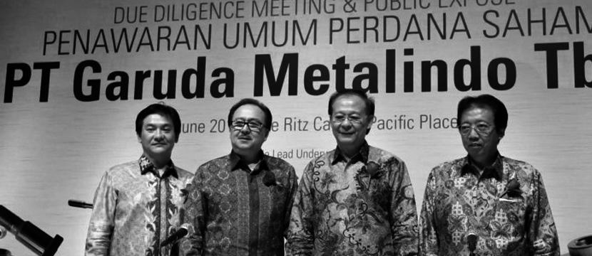 New Equity to Watch: Garuda Metalindo (BOLT)