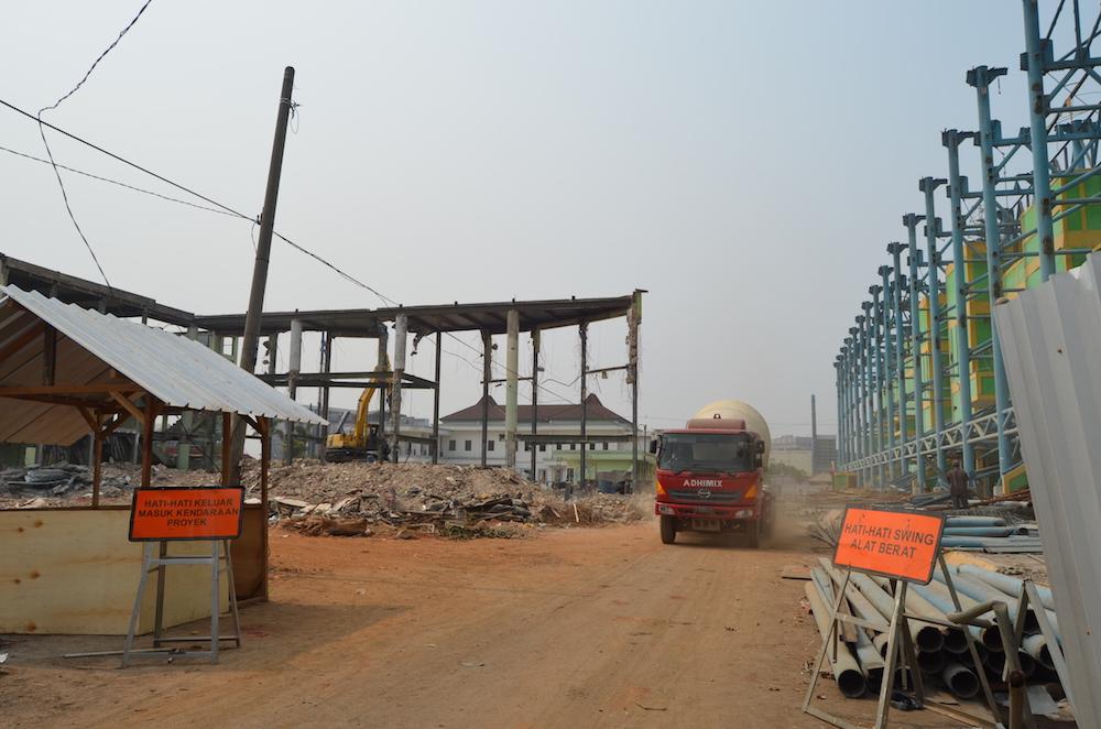 Field Trip (12): MRT Jakarta Project