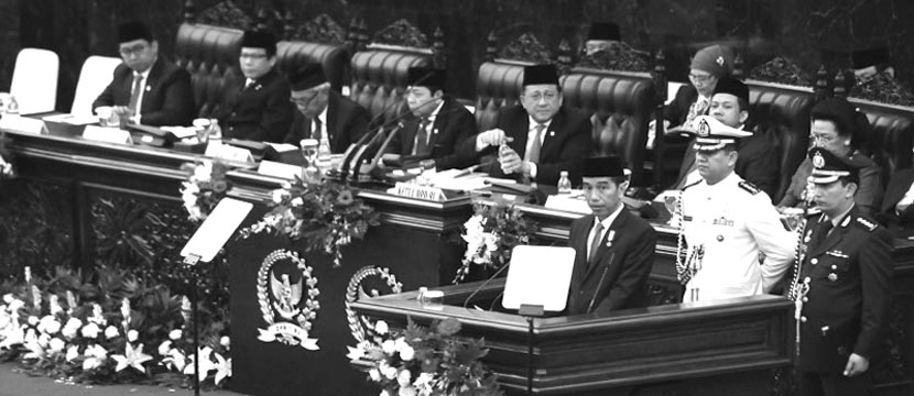 Golkar AffirmsLoyalty to Jokowi