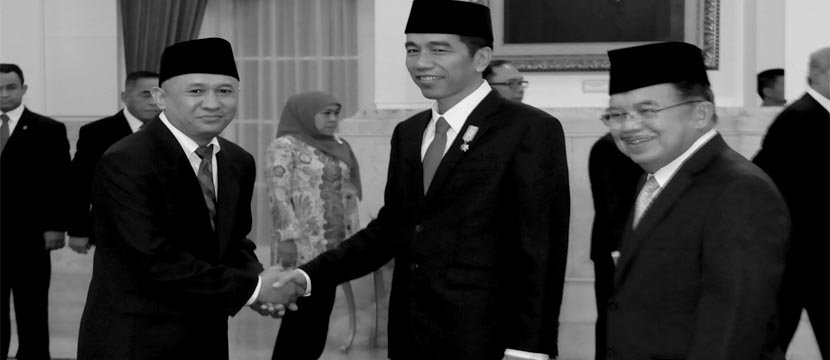 New Presidential Chief of Staff: Teten Masduki