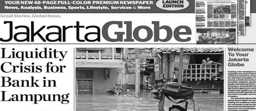 Movement in the Media Industry: Jakarta Globe