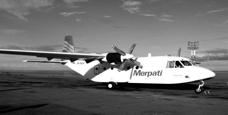 Merpati Waiting for Miracle