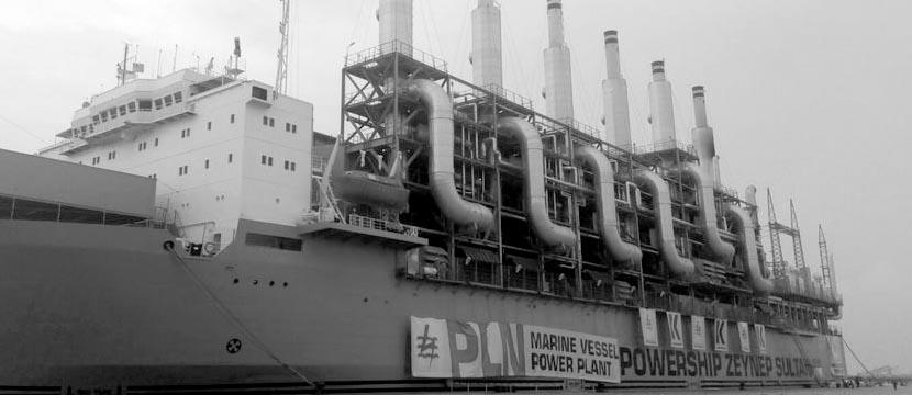 Karpowership & Indonesian Contracts