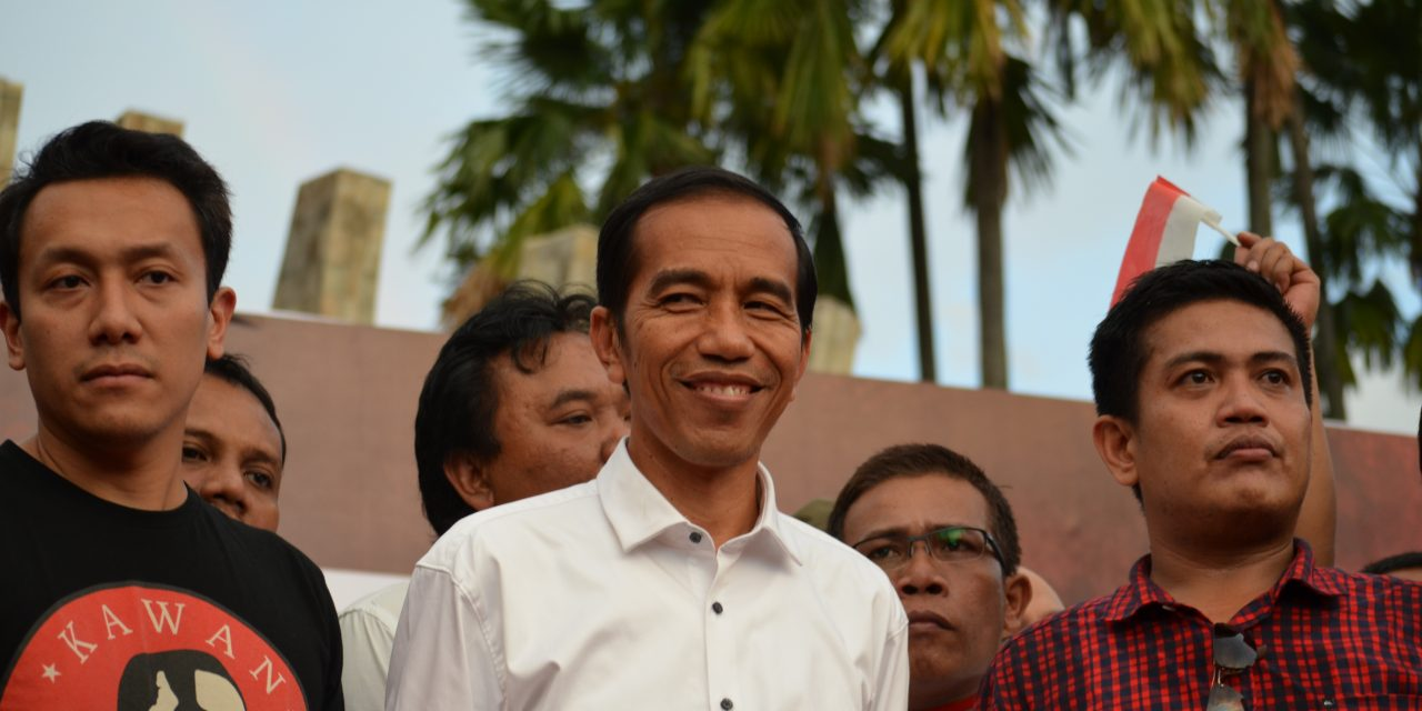 Jokowi, Islamic Politics, and Treason
