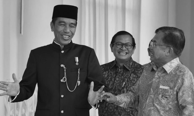 Jokowi-Kalla: Big Laughs…