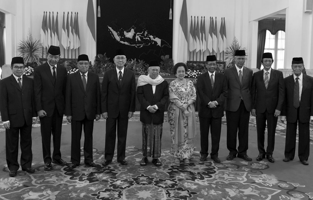 Jokowi's Consolidation of Power