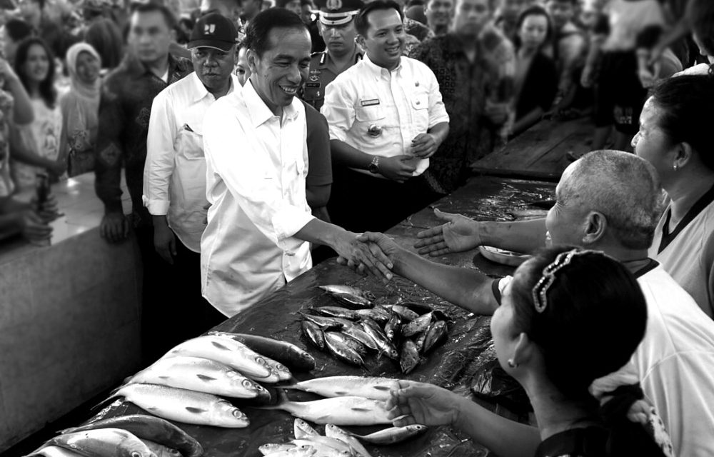 Jokowi's Equity Policy & Modern Retailers