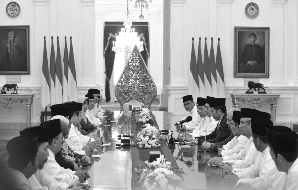 Jokowi & Islam Politics
