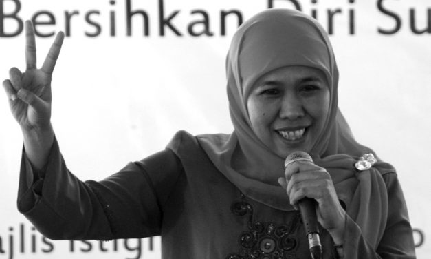 East Java Election: Ticket for Khofifah?