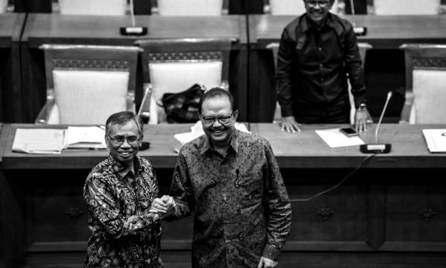 Wimboh Santoso, New Chief of OJK
