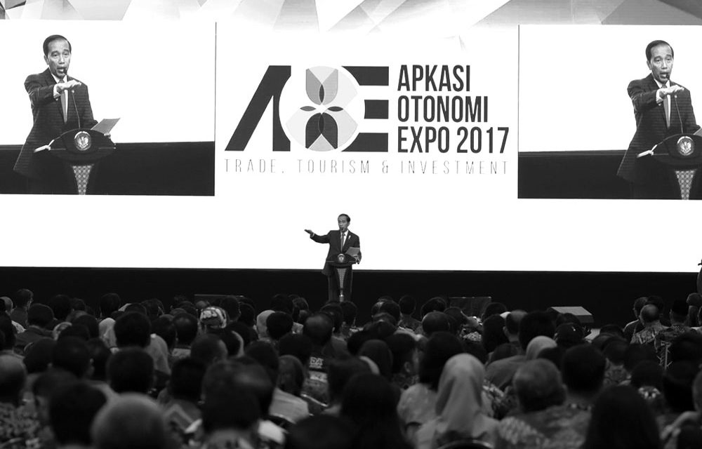 Jokowi & The Empty Souls