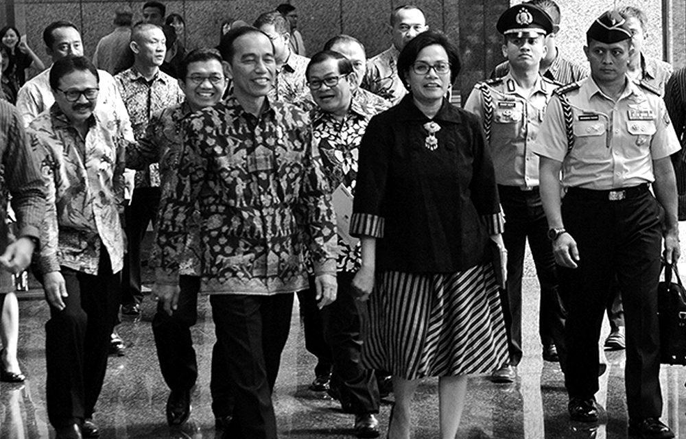 Jokowi's Visit & Market Consolidation