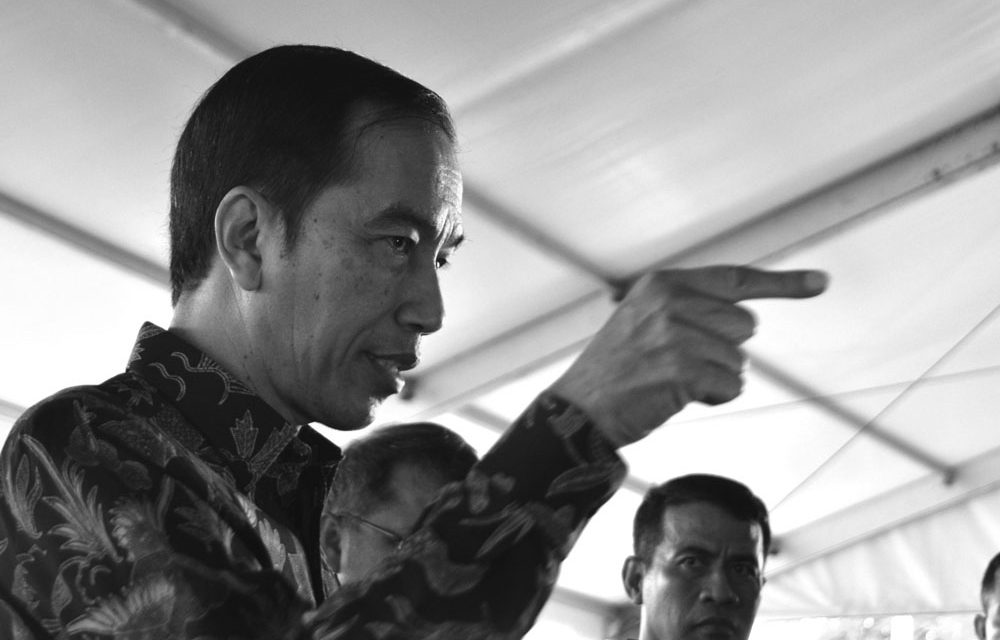 Jokowi's 2019 Talk & the Critics