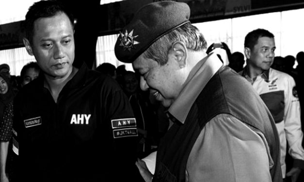 SBY & His Son