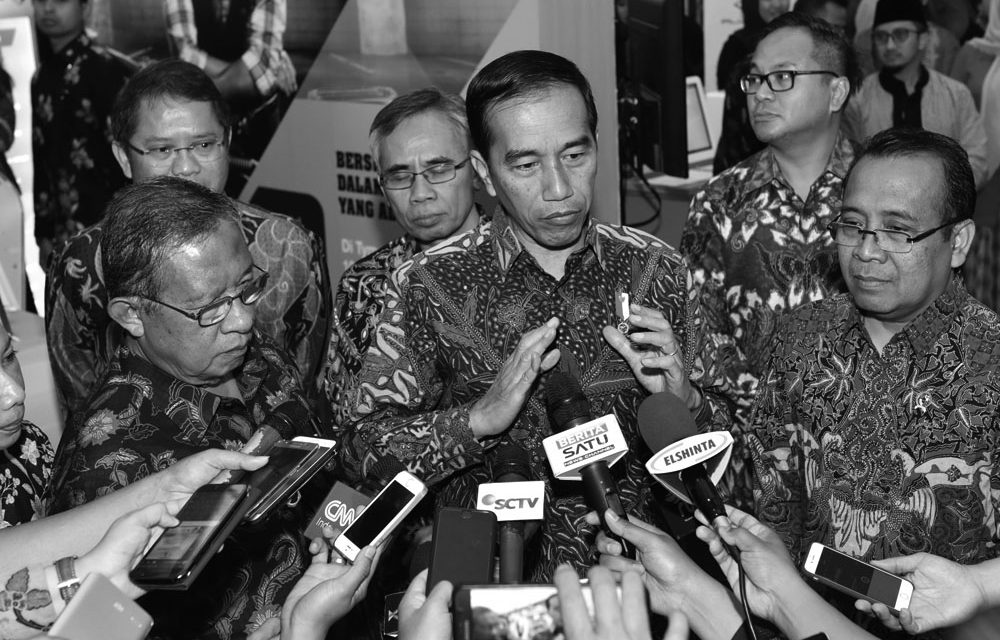 Jokowi vs Smear Campaigns