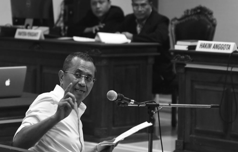 Dahlan Iskan & Jokowi's Consolidation of Power