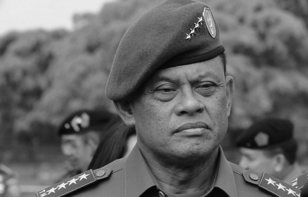 Gatot Nurmantyo's 2019 Chance