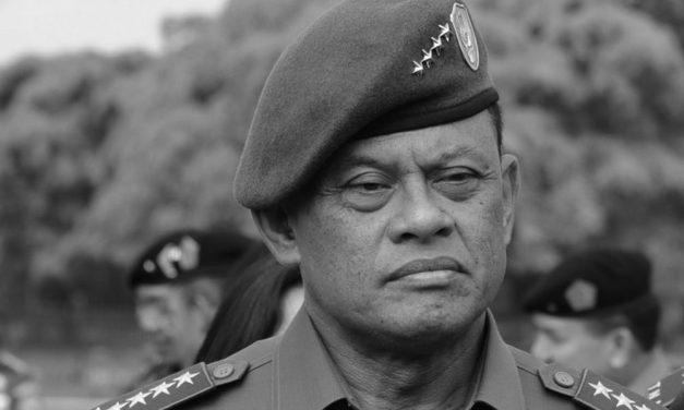 Jokowi, Civil Society & TNI's Leadership Change