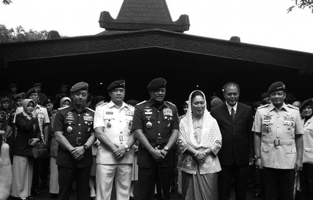 Gatot Nurmantyo & Potential Allies