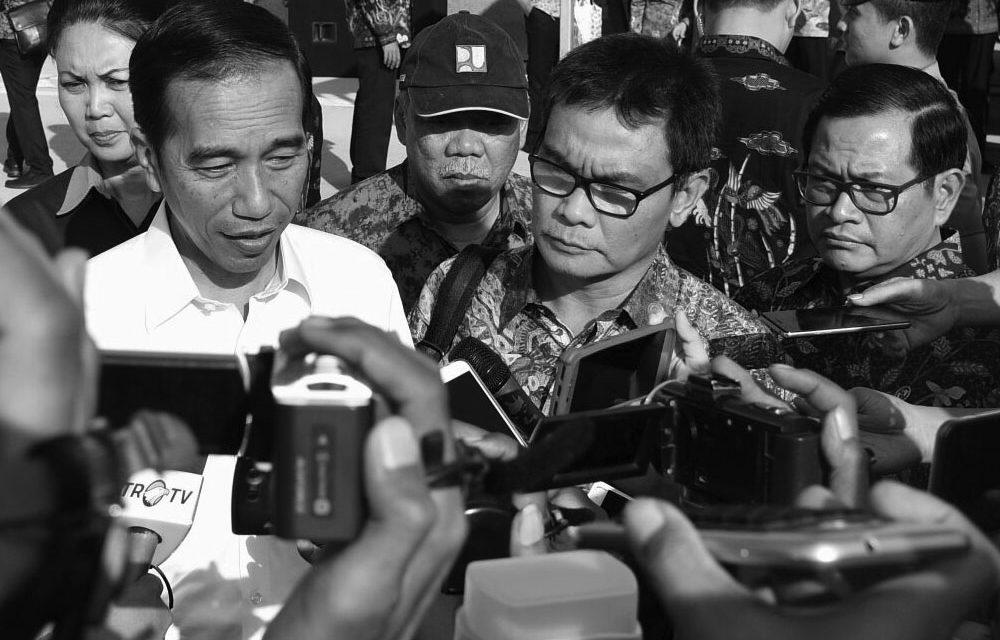 Jokowi, Pansus KPK, and PDIP