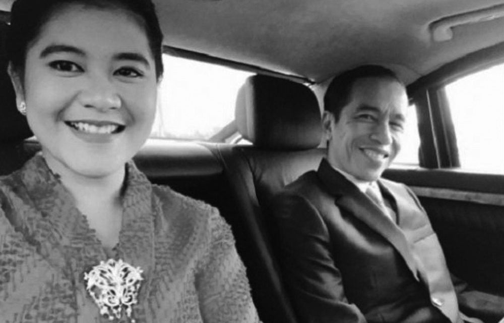 Jokowi & His Daughter's Wedding