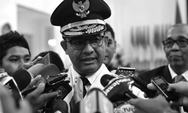 Anies on Reclamation: Corruption in the Making