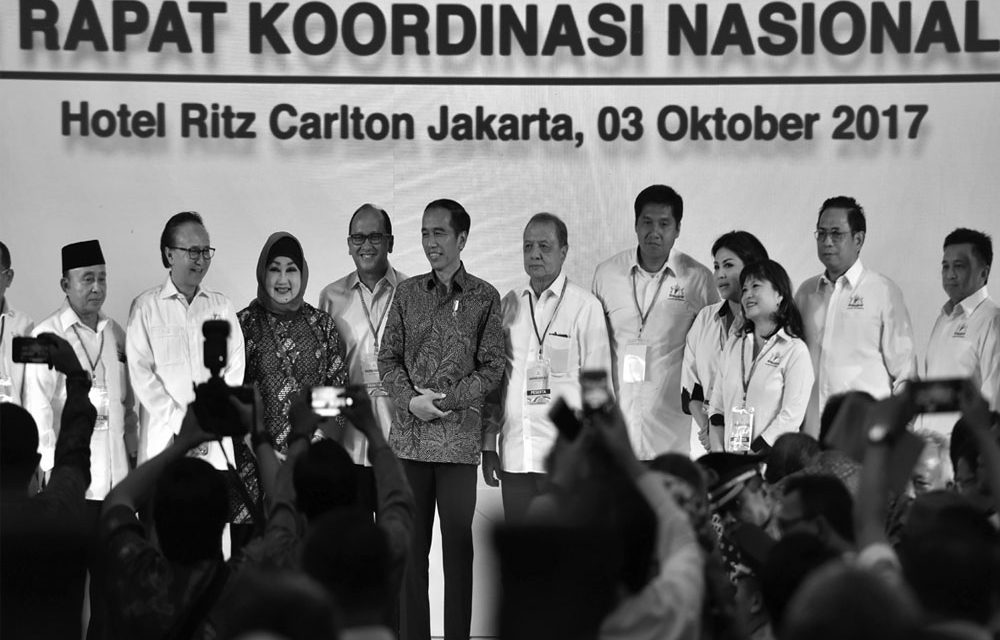 Jokowi & The State Capitalism