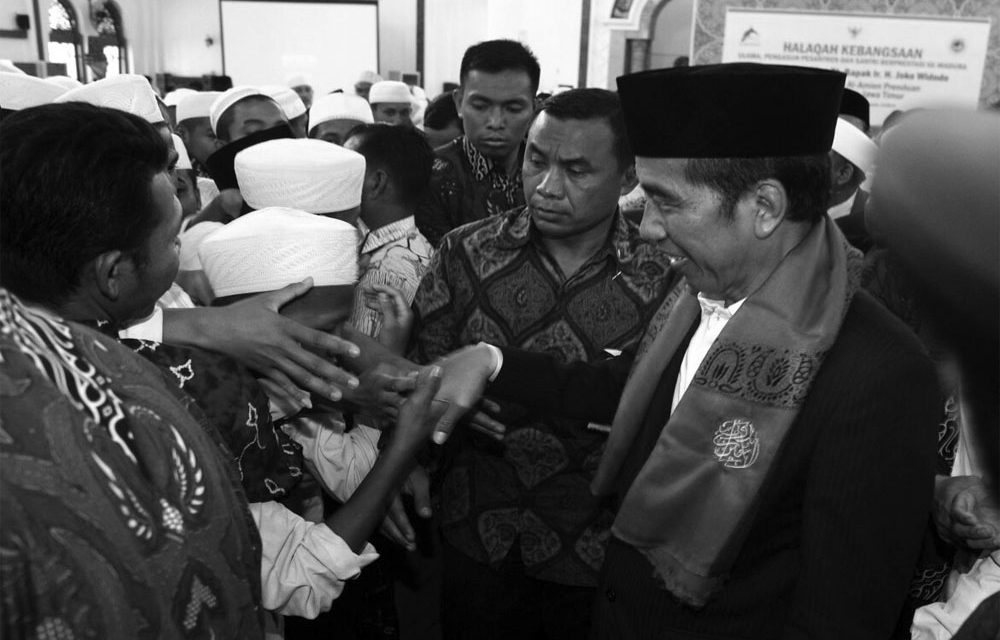 Jokowi-Mahfud?