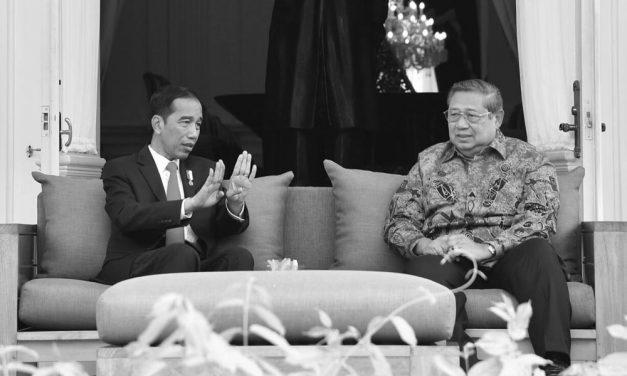Jokowi-SBY Meeting