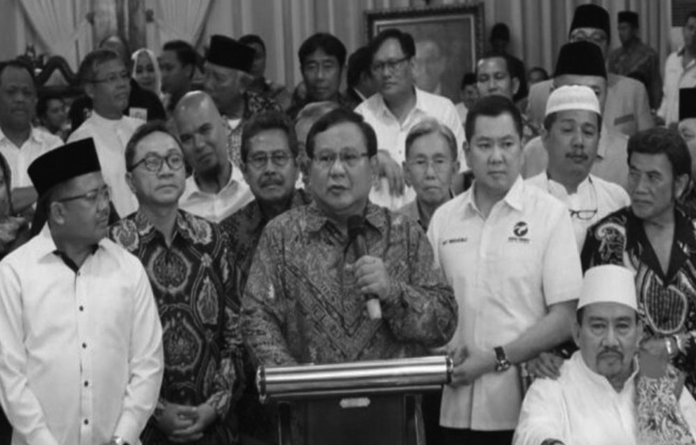 The 2019 Race: Prabowo's Move