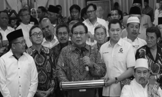 Prabowo's 2019 Preparation
