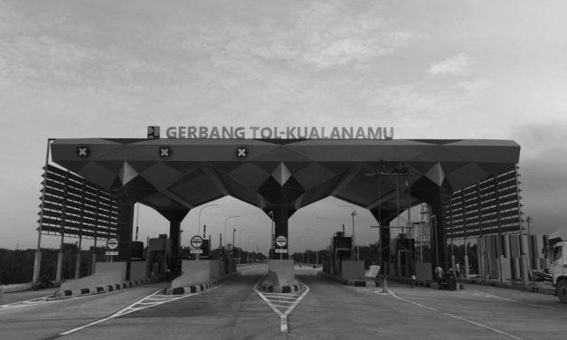 Jokowi's Scorecard: Trans-Sumatra