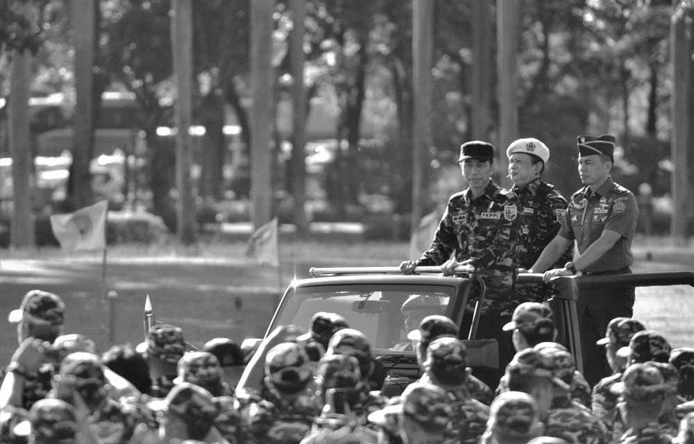 Jokowi's Busy Schedule