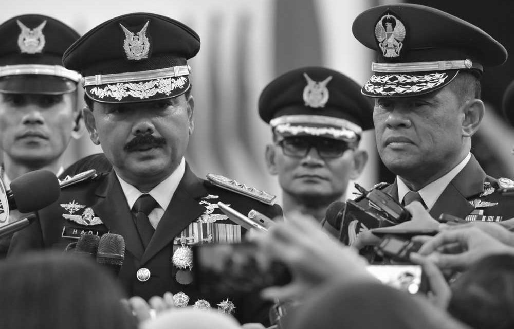 Jokowi's Consolidation & The Aborted Changes in Army
