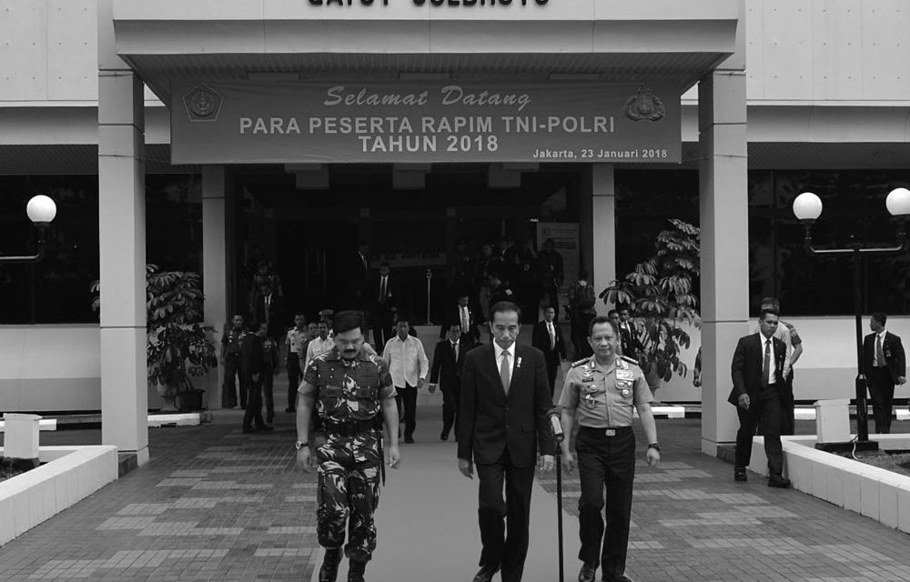 Papua Issue & Leadership Change in the Military