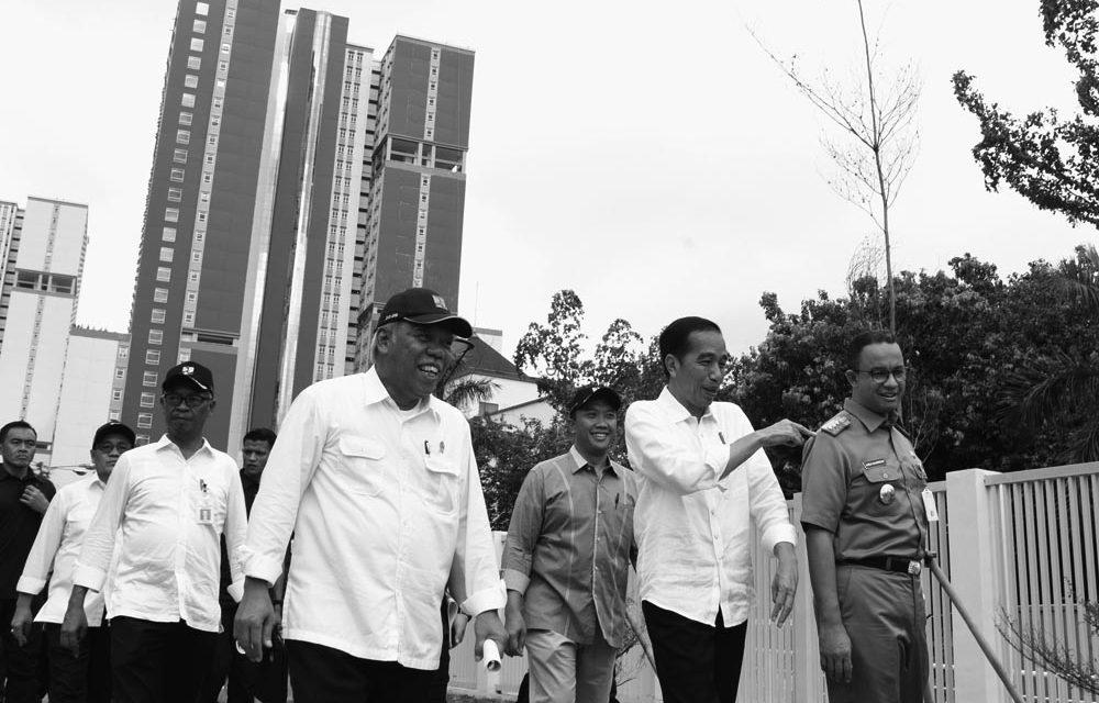 Jokowi's Latest Meetings