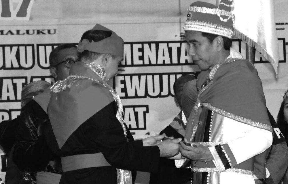 Mapping Jokowi's 2019: Maluku