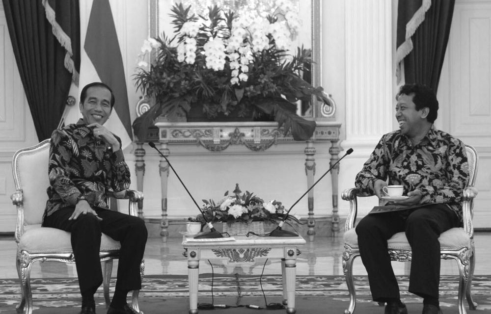 The 2019 Race: Jokowi and Romy